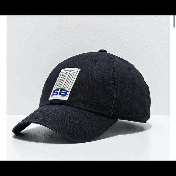 Nike SB Heritage 86 Hat Black